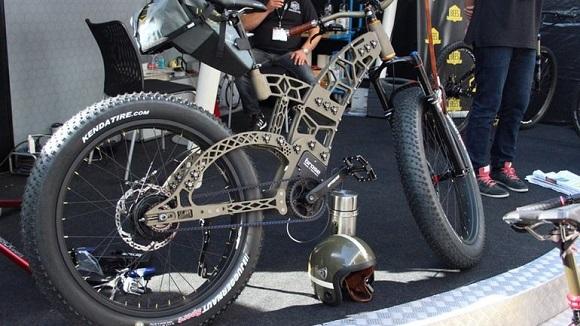 Модульный велосипед Bees