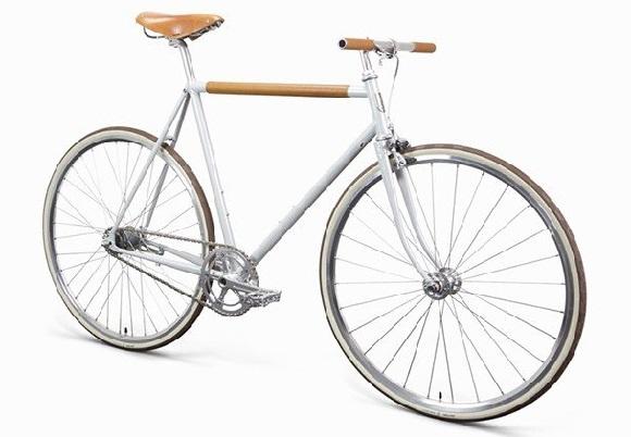Двухскоростной велосипед для города