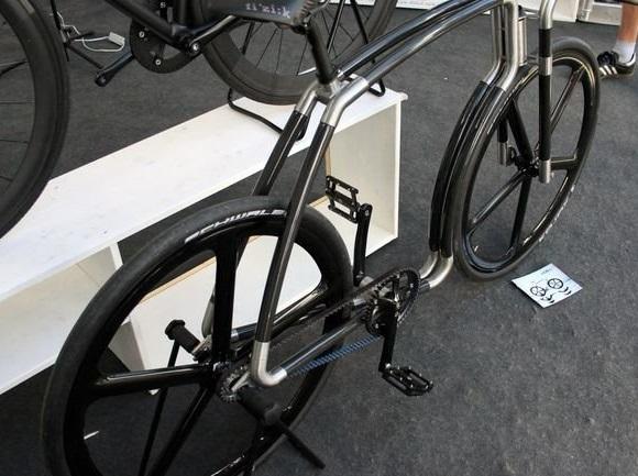 Карбоновый велосипед Viks