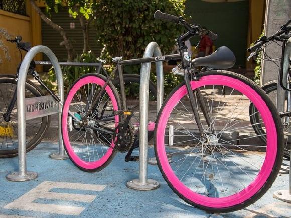 Не похищаемый велосипед Yerka