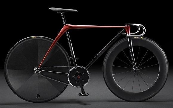 У компании Mazda появился новый трековый велосипед