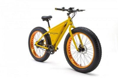 Новый электровелоцикл Sondors