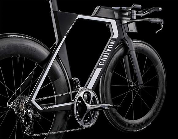 Велосипед для пофессионалов триатлона