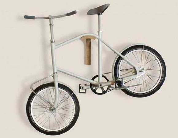 Практичный складной велосипед для города Corridor