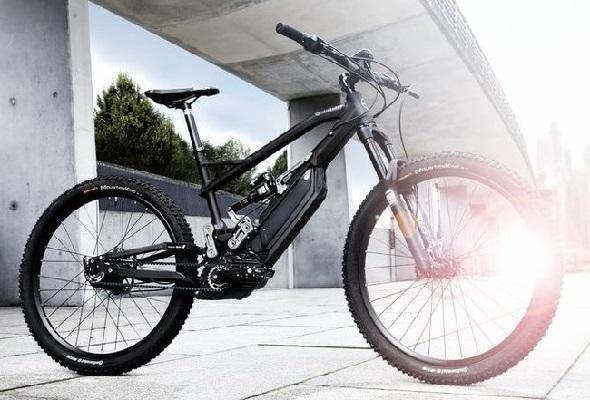 Электровелосипед Heisenberg
