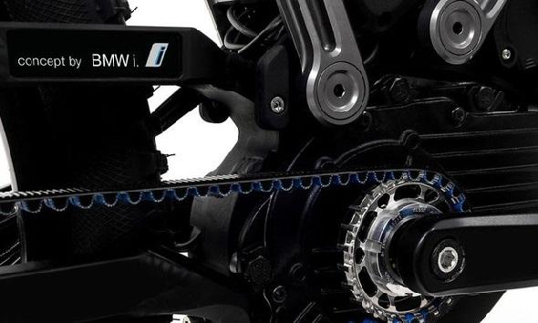 Электровелосипед с двигателем от BMW