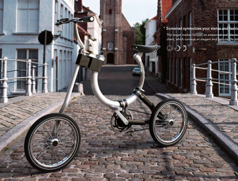 Велосипед Somerset