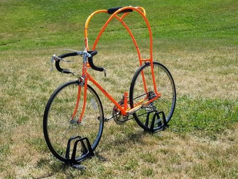 Велосипед Flying Rider без седла