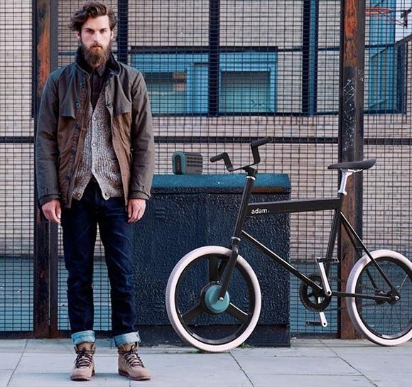 Велосипед для студентов A'dam