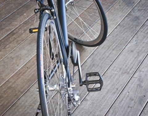 Передняя коробка передач для велосипеда