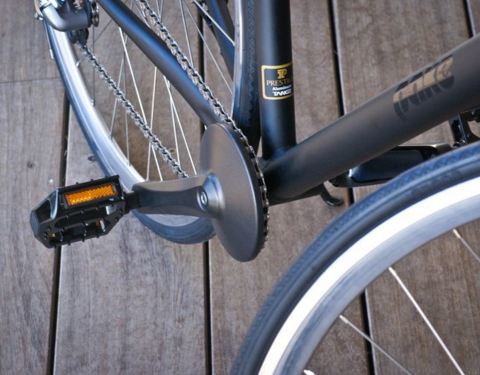 В компании Efne разработали трехступенчатую коробку передач для велосипеда