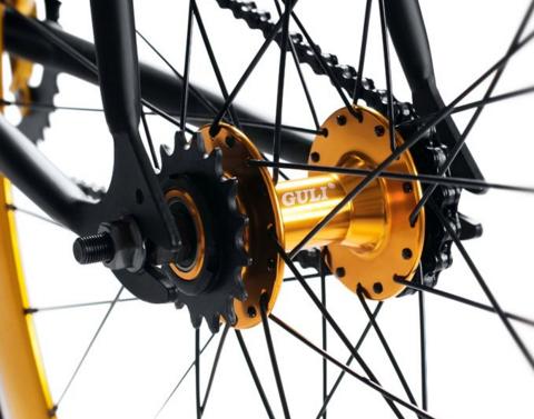 Задняя втулка велосипеда Golden Cycle Two