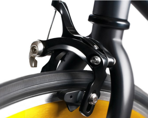 Тормоза велосипеда Задняя втулка велосипеда Golden Cycle Two