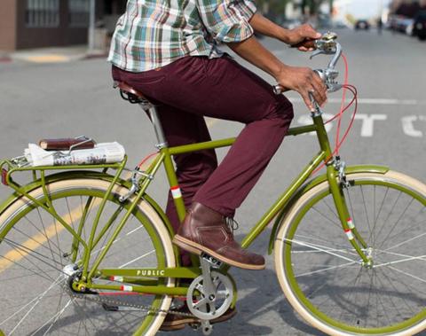 Городской велосипед Public