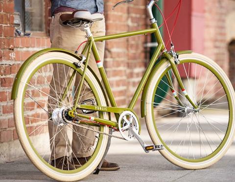 Велосипед Public bikes