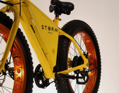 Электровелосипед Storm