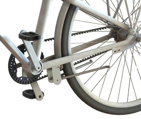 Привод велосипеда Sladda