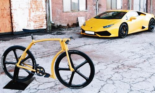 Viks GT от Lamborghini