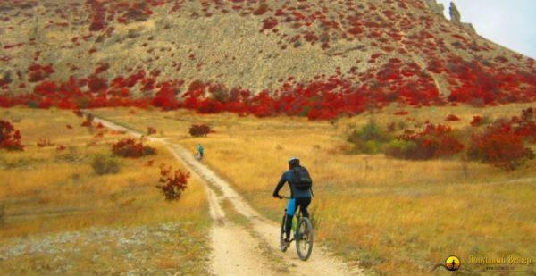 2 день велотура