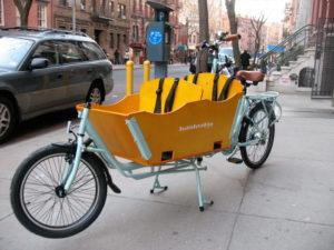 Велосипед для бизнеса, велосипед для перевозок