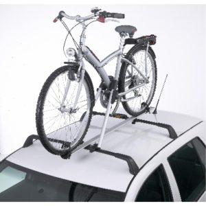 Перевозка велосипеда на автомобиле, багажник для велосипеда на крыше автомобиля