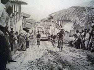 Шоссейная велогонка Вуэльта.