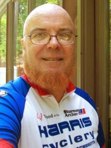 Шелдон Браун- американский велосипедный механик и велосипедист