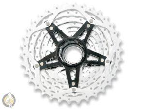 Кассета велосипеда.