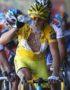 Езда на велосипеде в жару.
