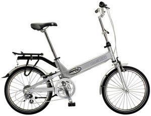 Маленькие колёса для велосипеда.