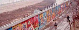 Веломаршрут вдоль Берлинской стены.