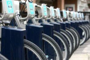 Бесплатный велопрокат для полных.