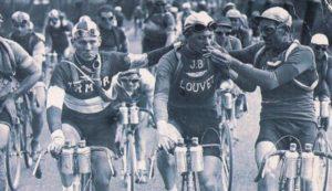 Десять самых возрастных велогонок.