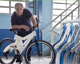Велосипеды из отходов Muzzicycles.