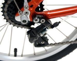 Задний переключатель для складных велосипедов Dahon Neos.