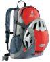 Заплечный рюкзак для велосипедиста.