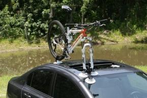 Ваккуумные присоски для велосипеда.
