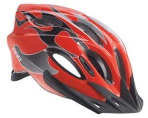 Велосипедный шлем для кросс-кантри.