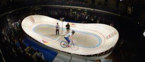 Самый маленький велодром от Red Bull.