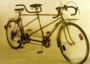 """Спортивно – туристический велосипед В 197 - 411 """"Тандем""""."""