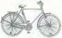Велосипед дорожный модель 111 - 522 (521).
