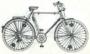 Велосипед дорожный модель 111 - 523.