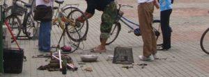 Велоаптечка для группового велопохода.