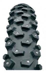 Зимняя резина continental spike claw.
