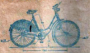 Женский дорожный велосипед В-25.