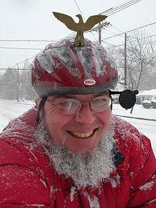 Заедание звеньев цепи велосипеда