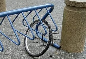Что делать, если украли велосипед