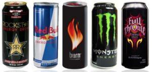Как энергетический напиток влияет на организм