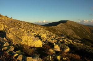 Пеший поход по Карпатам - Каменными склонами Горган