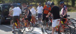 Уровень комфорта в велотурах